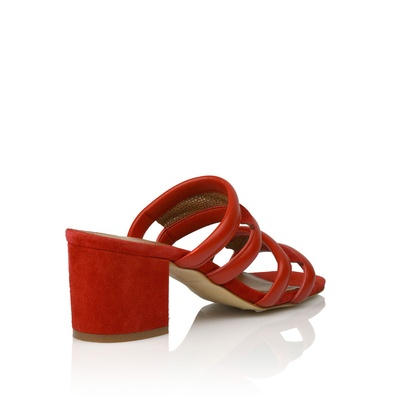 RED STRAPS